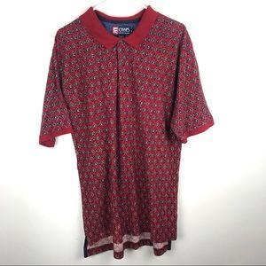 Ralph Lauren Chaps XL Short Sleeve Polo T Shirt